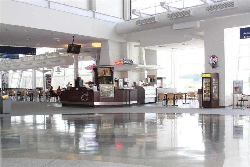 Quad City Airport Deli and Bar