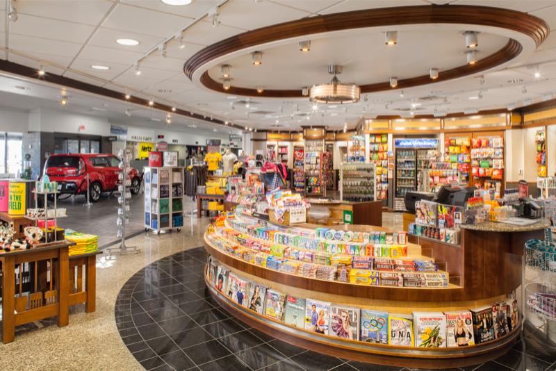 Quad City Airport Retail Store