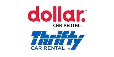 Dollar & Thirfty Logos