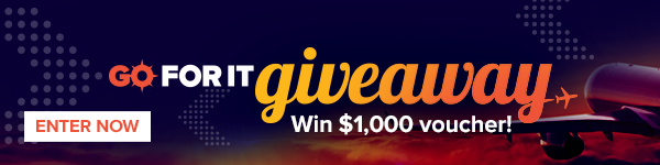 Go For It Giveaway Banner