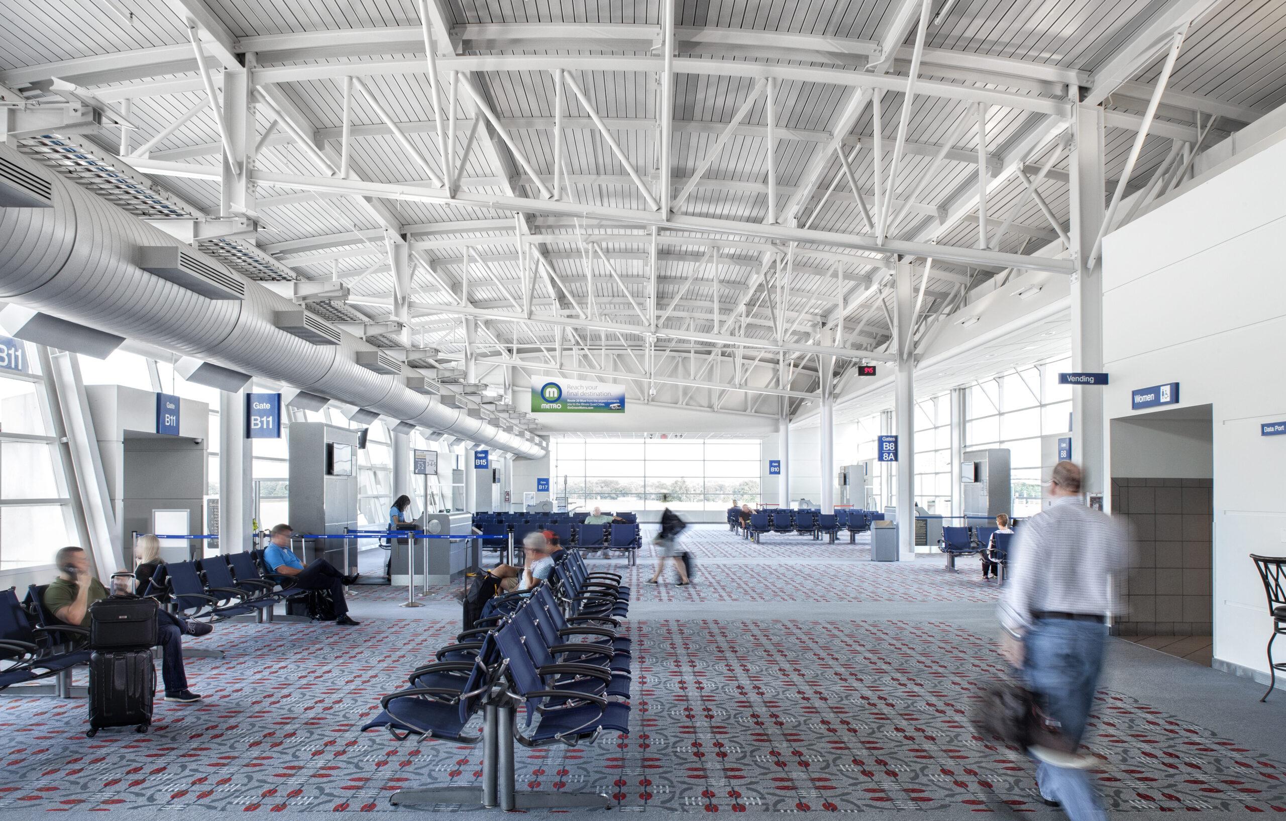 QC Airport terminal